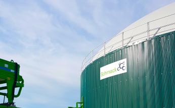 Impianto biogas COCCUS Titan 500 kW a Perni